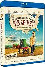 The Young and Prodigious T.S. Spivet 2013  L'extravagant voyage du jeune et prodigieux T.S. Spivet  The Young & Prodigious T.S. Spivet 2 NON-USA FORMAT Reg.B Spain
