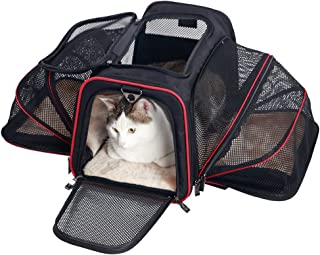 Petsfit Pet Expandable Carrier with Two Extensions
