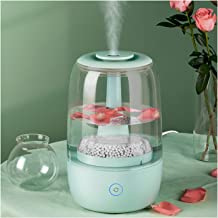 Air humidifier with Water, air Purifier, 36 DB Ultra-Quiet Internal humidifier, 3.5 L top-Fill humidifier