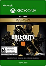 Call of Duty: Black Ops 4 Deluxe Edition [Digital Code]