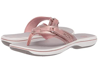 Clarks Breeze Sea (Rose Gold) Women