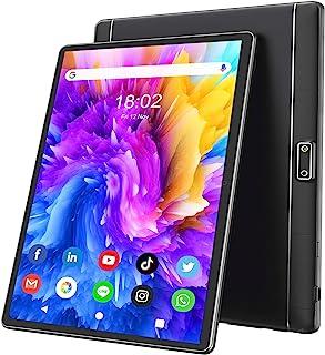 タブレット10.1インチ wifi Android 9 タッチスクリーンタブレット32GB ROM 128GB拡張