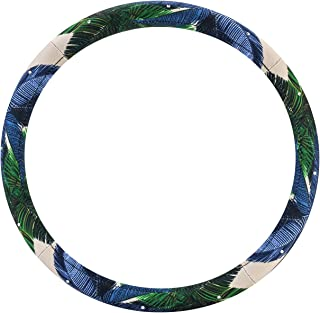 LUNNA SWR-0165 Swarovski Palm Tree Steering Wheel Cover