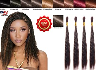 Best chocolate hair wet and wavy human hair Reviews