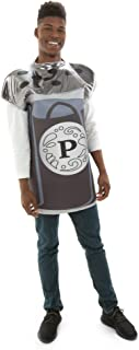 Perky Pepper Costume - Funny One-Size Fits All Unisex Food Costume for Adults