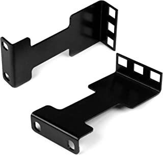 StarTech.com Rail Depth Adapter Kit for Server Racks - 4 in. (10 cm) Rack Extender - 1U