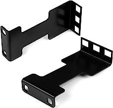 StarTech.com Rail Depth Adapter Kit for Server Racks - 4 in. (10 cm) Rack Extender - 1U