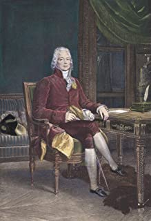 Prince Talleyrand N(1754-1838) Charles Maurice De Talleyrand French Statesman Copper Engraving 1814 By Auguste Gaspard Louis Desnoyers After A Painting 1808 By Baron Fran?Ois GRard Poster Print by (1