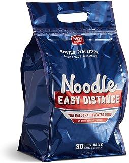 توپ گلف TaylorMade Noodle Easy فاصله ، سفید (بسته 30)