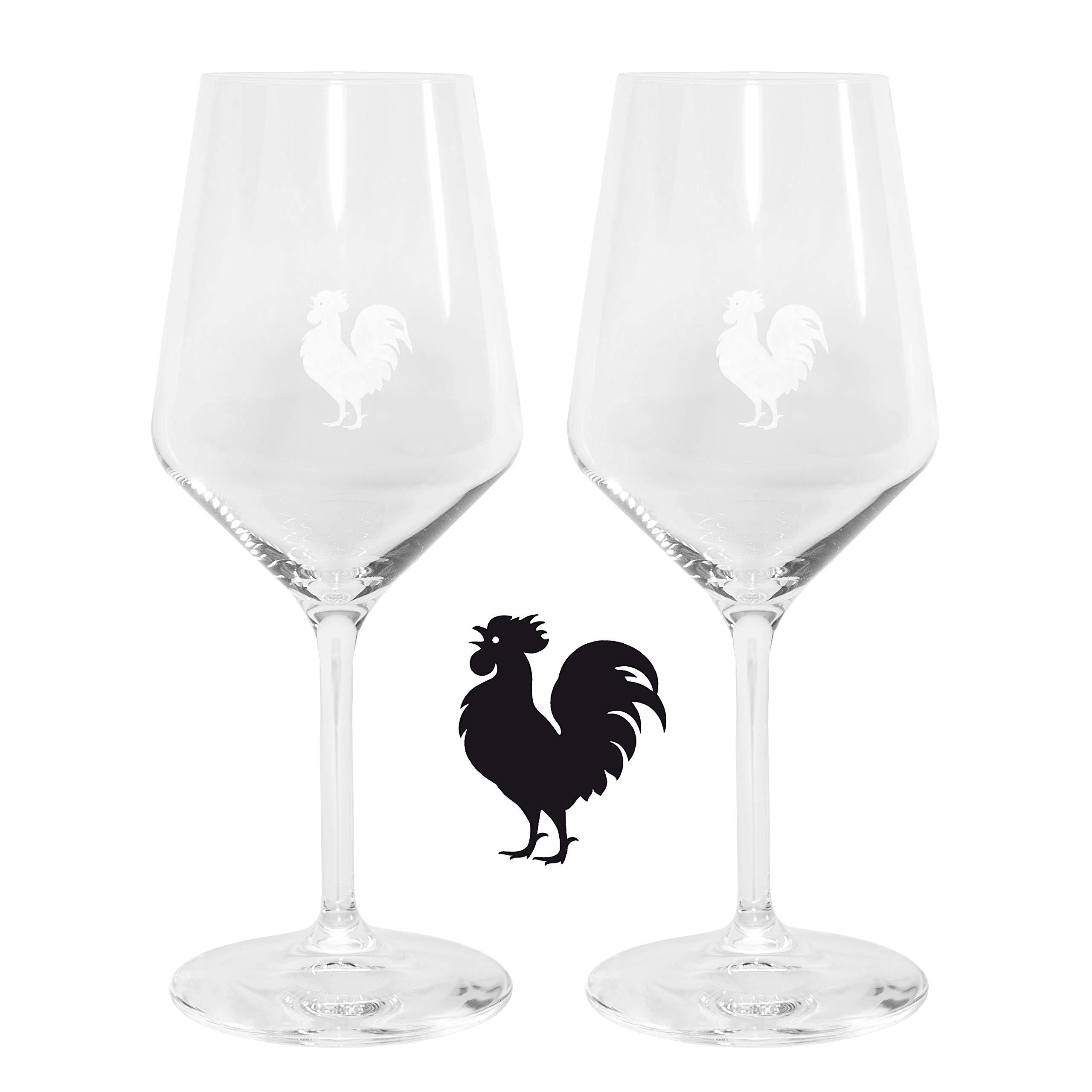 Chianti Classico Gallo Gallo Nero - Copa de vino tinto con logo ...