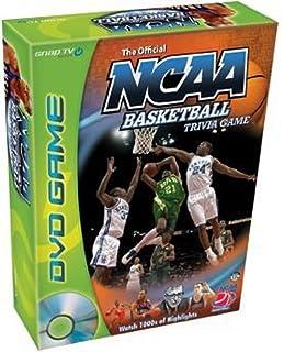 NCAA Basketball Trivia DVD Game