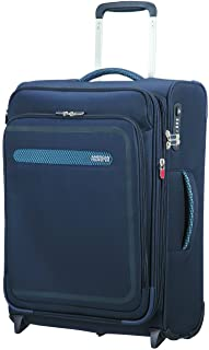 31fb79652 American Tourister Airbeat - Upright 55/20 Expandable Hand Luggage, 55 cm,  48
