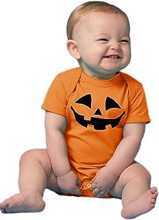 Cute Little Pumpkin   Infant, Baby Halloween Jack O'...