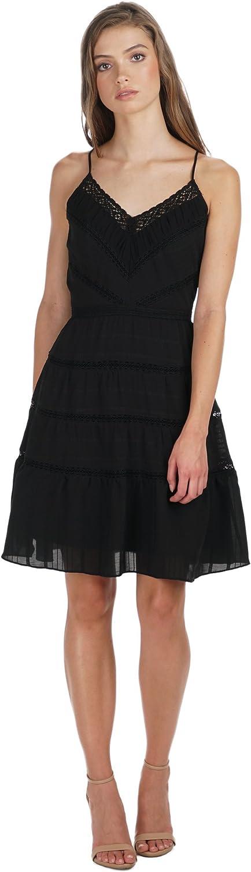 Adelyn Rae Damaris Fit & Flare Dress