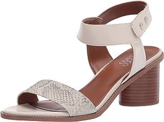 Franco Sarto Womens Bask Natural Sandals 10 M