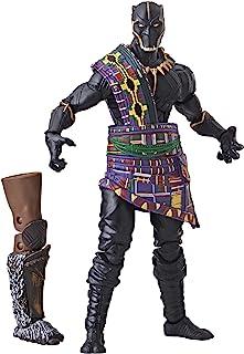Marvel Figura T'Chaka Black Panther, 6 Pulgadas