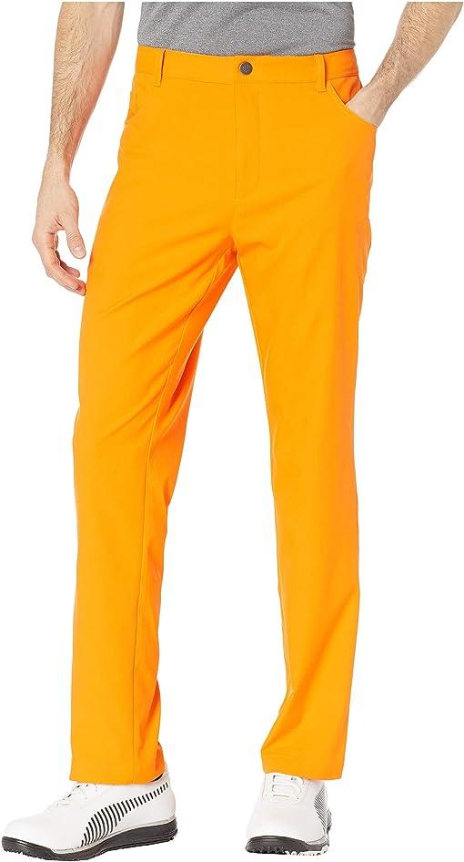 Vibrant Orange