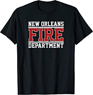 New Orleans Fire Department T-Shirt