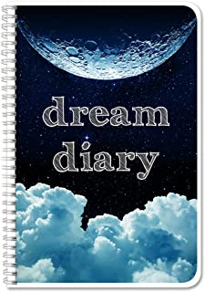 BookFactory Dream Diary/Dream Journal/Log Book, 120 Pages - 6