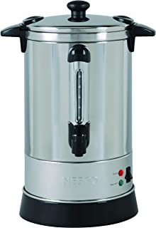 Nesco CU-30 Professional Coffee Urn, 30 Cups, Stainless Steel