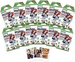 Fujifilm Instax Mini Instant Film Value Pack – 120 Photos
