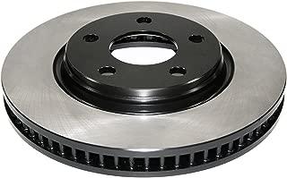 DuraGo BR5508702 Front Vented Disc Premium Electrophoretic Brake Rotor