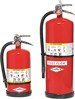 Fire Extinguisher, Dry Chemical, 2A:40B:C