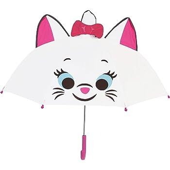 ジェイズプランニング 耳付き傘 ディズニー おしゃれキャット マリー 47cm 19307