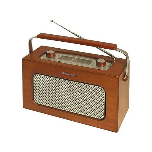 Roadstar TRA-1958N/WD Acabado madera