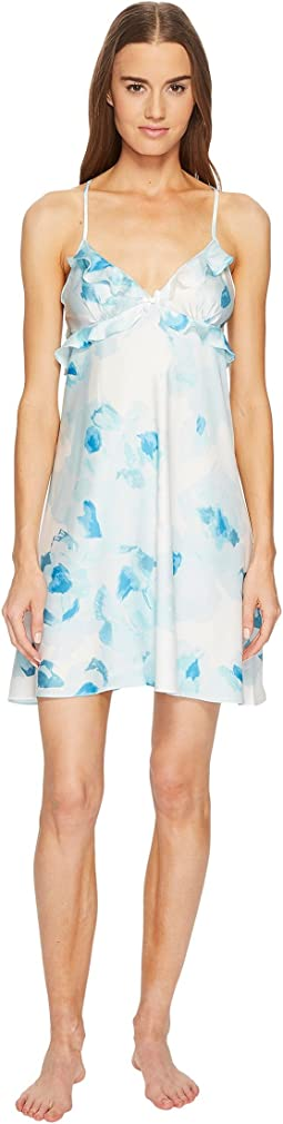 Kate Spade New York Moroccan Rose Satin Chemise