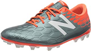 New Balance Visaro 2.0 Mid Level AG, Chaussures de Football Homme