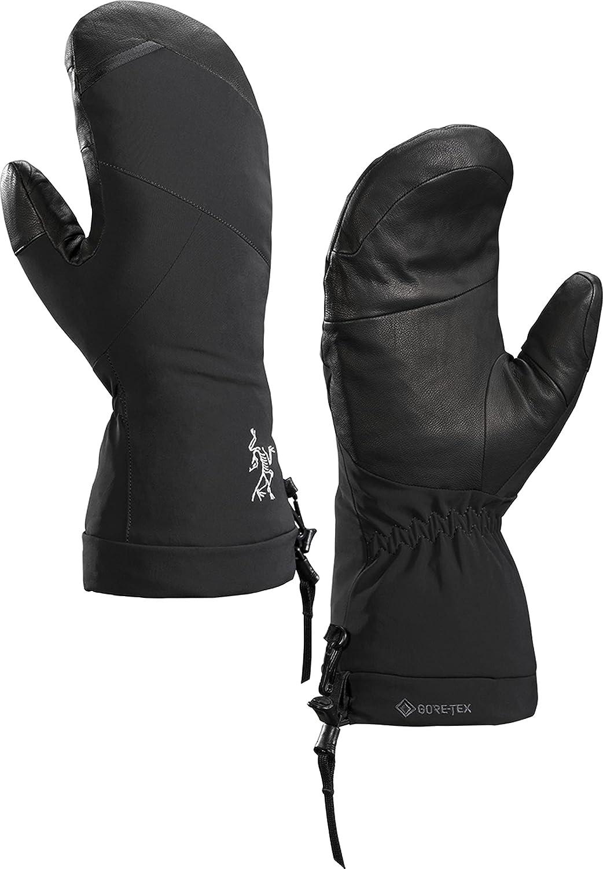 Arc'teryx Fission SV Mitten | Insulated, Gore-Tex multi-sport winter mitten for severe conditions.