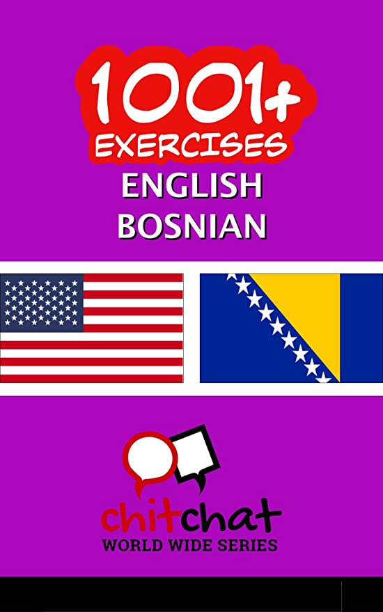 コンベンションメダリスト不安定な1001+ Exercises English - Bosnian (English Edition)