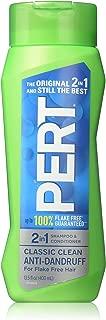 Pert Plus 2 in 1 Shampoo + Conditioner Dandruff Control 13.50 oz