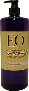 EO Shower Gel Lemon Verbena 32 oz by EO Essentials