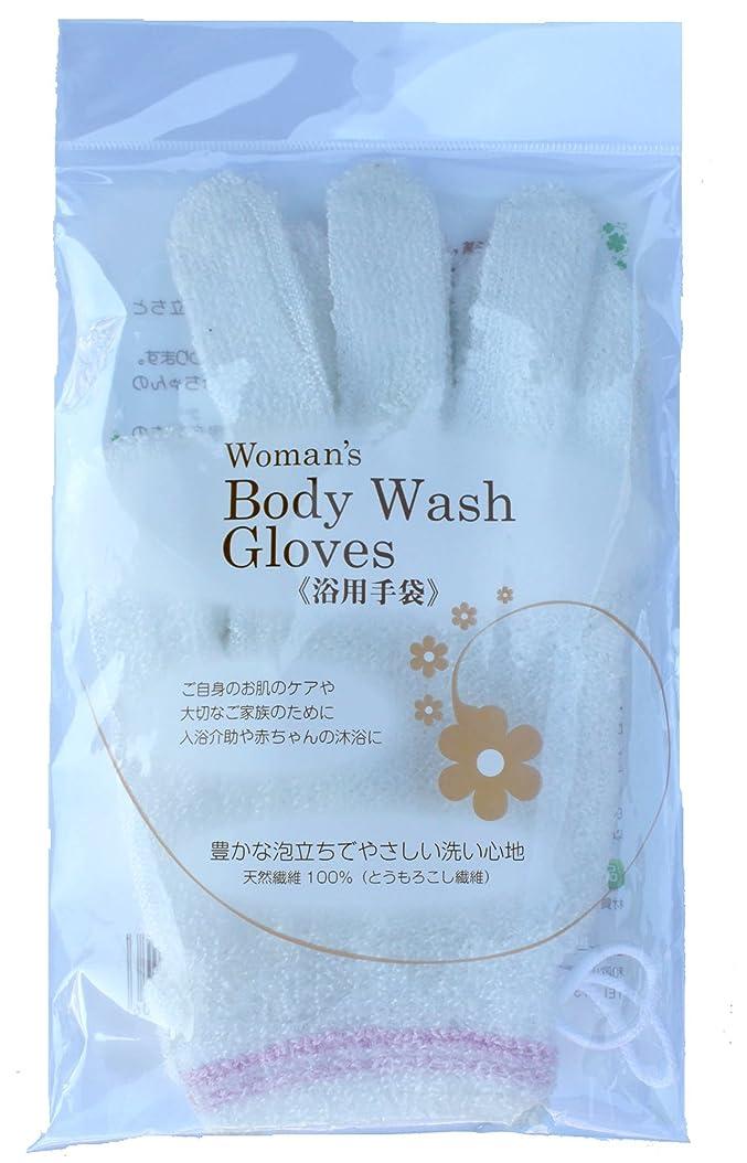 風味常識図書館エフケー工業 Body Wash Gloves (浴用手袋)