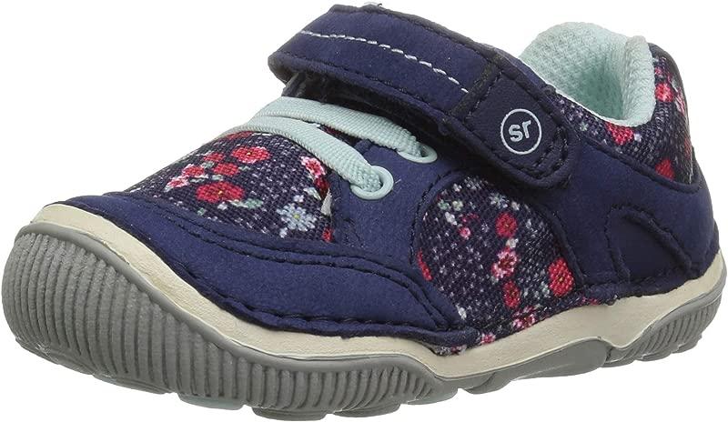 Stride Rite Kids Rosie Toddler Girl S Lightweight Leather Sneaker