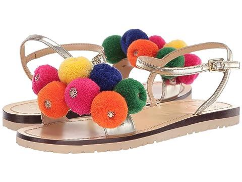 LOVE Moschino Pom Pom Sandal
