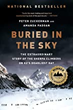 Download Buried in the Sky: The Extraordinary Story of the Sherpa Climbers on K2's Deadliest Day PDF