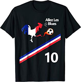 FRANCE JERSEY SHIRT SOCCER FRENCH kit allez les blues