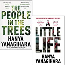 The People in the Trees & A Little Life By Hanya Yanagihara 2 Books Collection Set