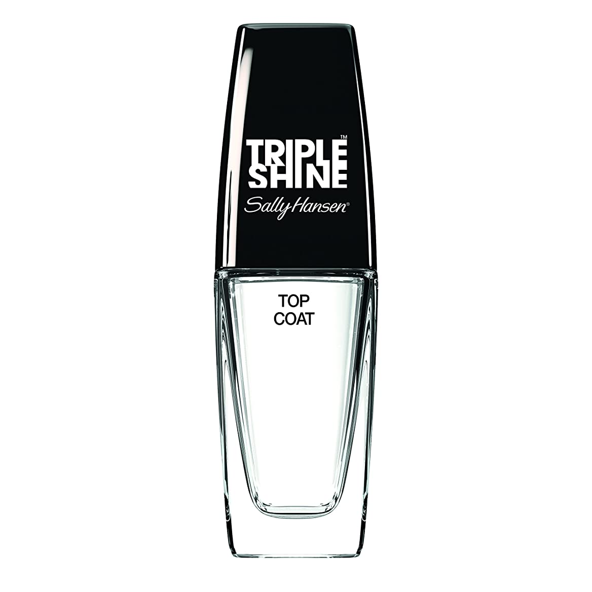 機械的調子感覚SALLY HANSEN Triple Shine Top Coat Triple Shine Top Coat (並行輸入品)