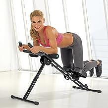 Vitalmaxx 02678 Fitmaxx 5 Professioneel trainingsapparaat voor buik, benen, billen, rug, schouders en nek, ruimtebesparen...