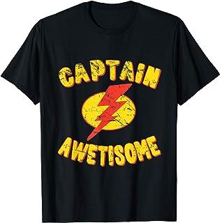 Captain Autism Awetisome T-Shirt