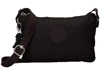 Kipling Creativity Crossbody (Black Noir) Cross Body Handbags