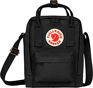 Fjallraven - Kanken Sling Crossbody Shoulder Bag for Everyday Use and Travel, Black