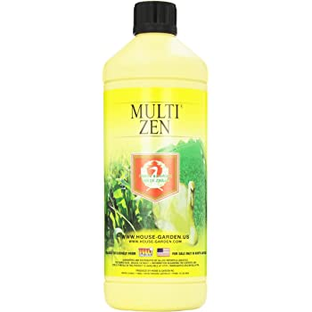 House & Garden HGMZN01L Multi Zen, 1 L fertilizers, Natural