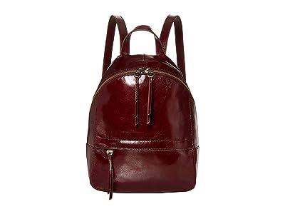 Hobo Cliff (Deep Plum) Backpack Bags
