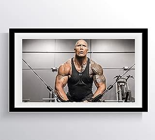 dwayne the rock johnson posters