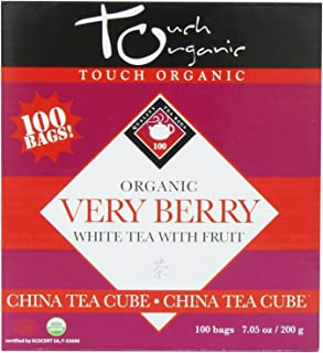 Touch Organic Very Berry White Tea